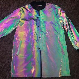 Holographic coat